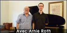 Interview d'Arnie Roth