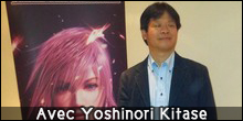 Interview de Yoshinori Kitase