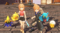 World Final Fantasy