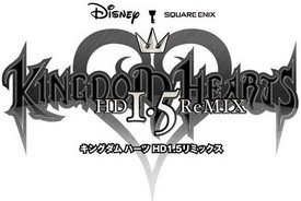 kingdom hearts 1.5 HD Remix