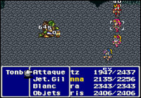 Tomberry dans Final Fantasy V