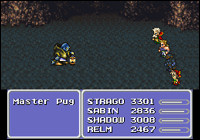 Tomberry dans Final Fantasy VI - Master Tomberry