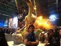 Sculpture Chocobo