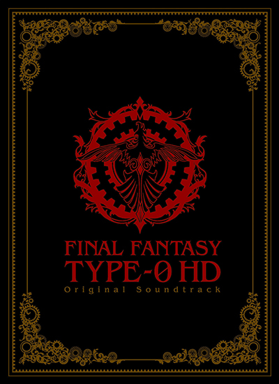 Final Fantasy Type-0 HD Blu-ray OST