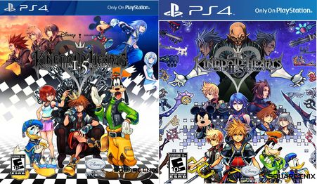Kingdom Hearts PS4