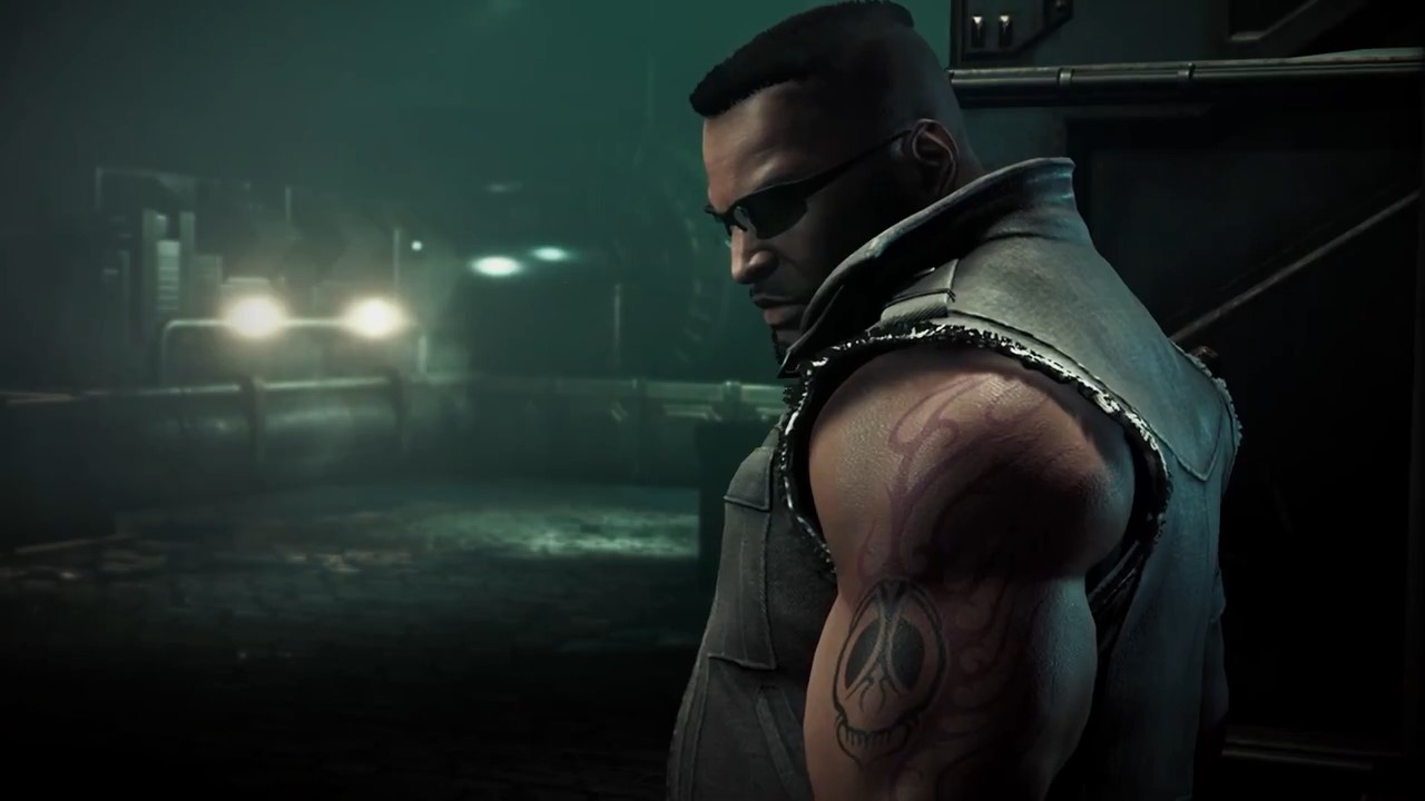 Barret Wallace - FFVII Remake