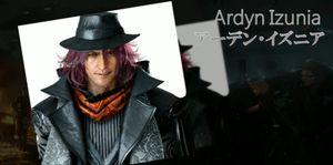 Final Fantasy XV - Ardyn Izunia