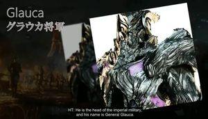 Final Fantasy XV - Glauca