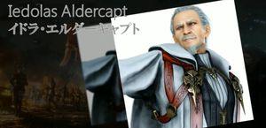 Final Fantasy XV - Iedolas Aldercapt