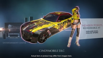 Skin Cindy Regalia
