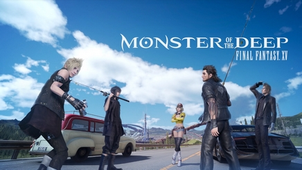 Monster of the Deep : Final Fantasy XV