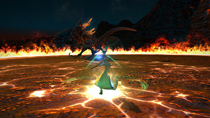Ifrit - Final Fantasy XIV: A Realm Reborn