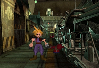 Final Fantasy VII version PC