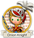 Onion Knight / Chevalier Oignon