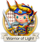 Warrior of Light / Chevalier de la Lumière