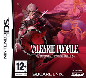 Valkyrie Profile: Covenant of the Plume - cover