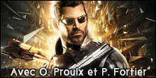 Interview Deus Ex Mankind Divided