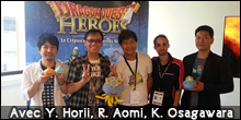 Interview Dragon Quest Heroes