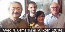 Interview de N.Uematsu et A. Roth