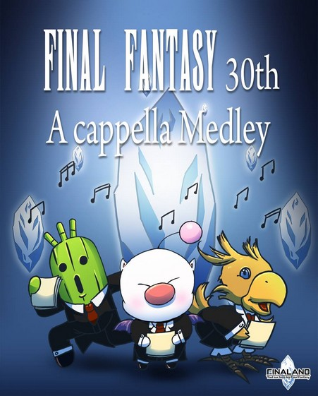 Final Fantasy 30th anniversary medley