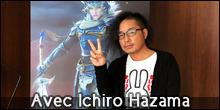 Interview Dissidia Final Fantasy NT