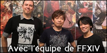 Interview  Final Fantasy XIV