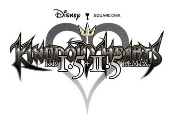 Kingdom Hearts 1.5+2.5 HD ReMIX