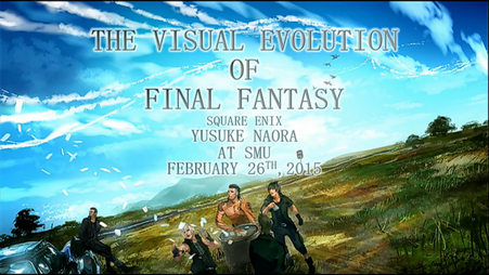 The visual evolution of Final Fantasy