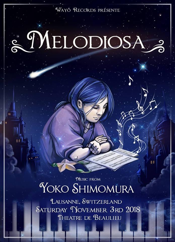 Melodiosa - Yôko Shimomura