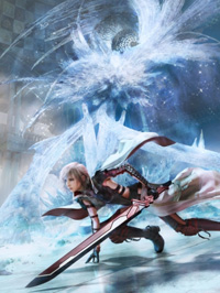 Artwork : Lightning dans Lightning Returns