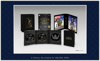 Kingdom Hearts Collector's Pack