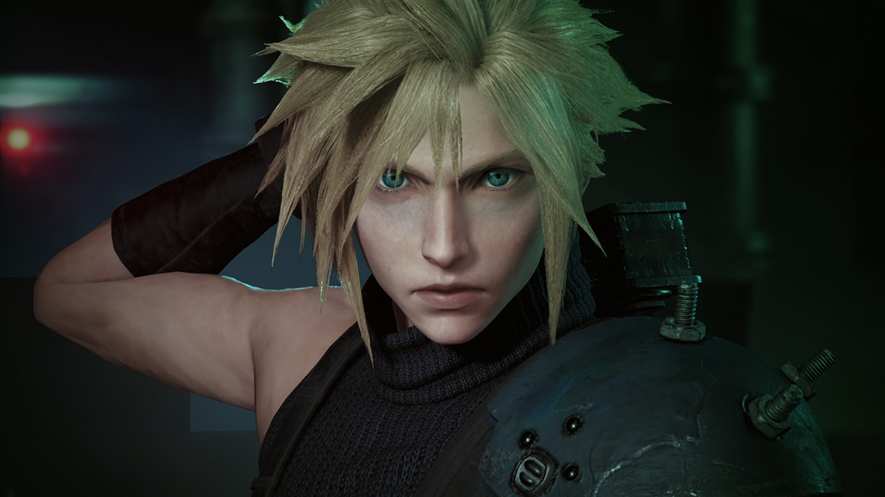 Cloud Strife - FFVII Remake