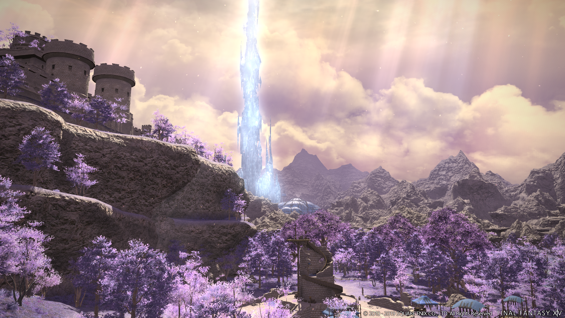 Final Fantasy XIV - Grand-Lac