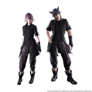 Final Fantasy XIV - Collaboration Final Fantasy XV