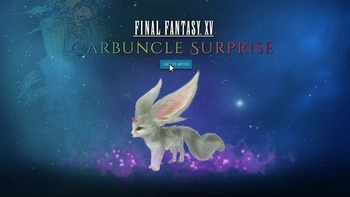 Carbuncle Surprise