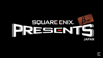 Square Enix Prsents