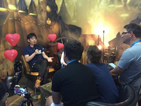 GC 2016 : Interview Naoki Yoshida FFXIV (ENG) - Finaland