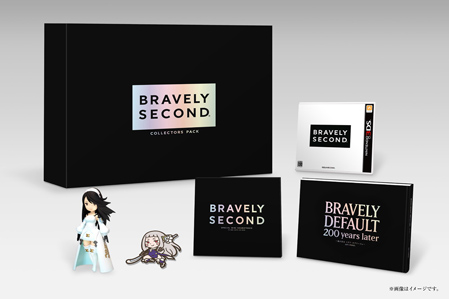 Bravely Second Collector