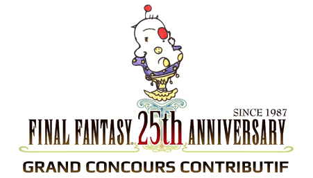 Concours Final Fantasy 25th Anniversary